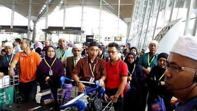 Pakej Umrah Tiram Travel Sdn Bhd