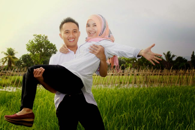 Foto Prewedding Lombok