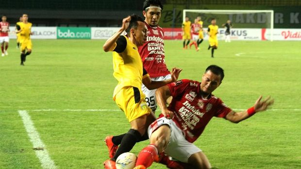 Team Sepak Bola Bali United Secerah Harapan Di Tengahnya Karut Marut 2019