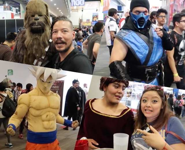 """LA MOLE Comic Con 2018"" (México)"