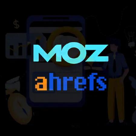 مقارنة بين أدوات تحسين محركات البحث الناجحة Moz مقابل Ahrefs