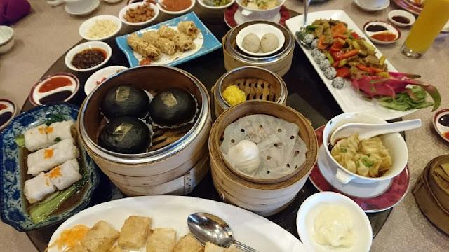Dimsum halal di Restoran The Emperor