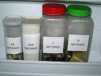 Ways to recycle plastic containers