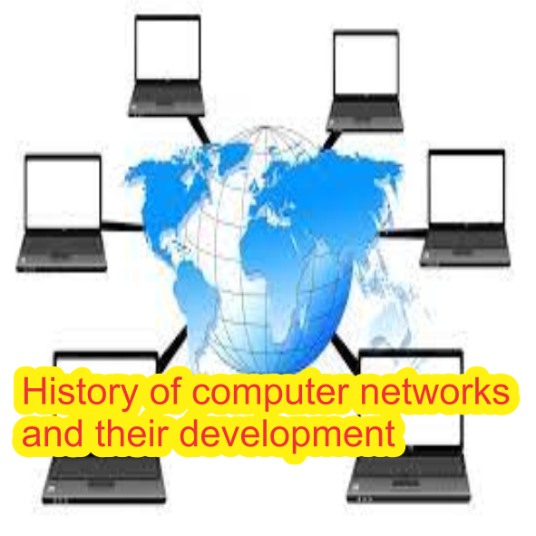 History of computer networks and their development