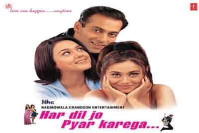 Har Dil Jo Pyar Karega 2000 Full Movies Free Download HD MKV 480p