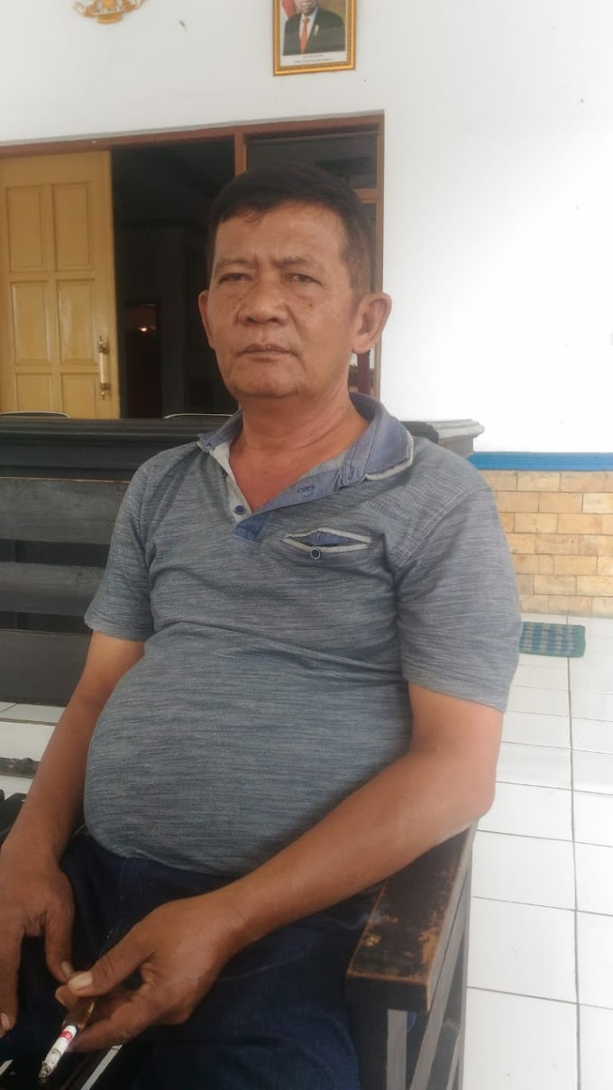 Terkait Masalah Tanah, Pemdes Beusi Tantang Joko Purnomo Proses Melalui Jalur Hukum