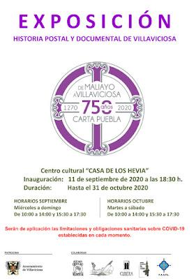 Exposición, Villaviciosa, Carta Puebla