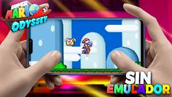 Mario World Odyssey Sin Emulador Para Teléfonos Android (Apk)