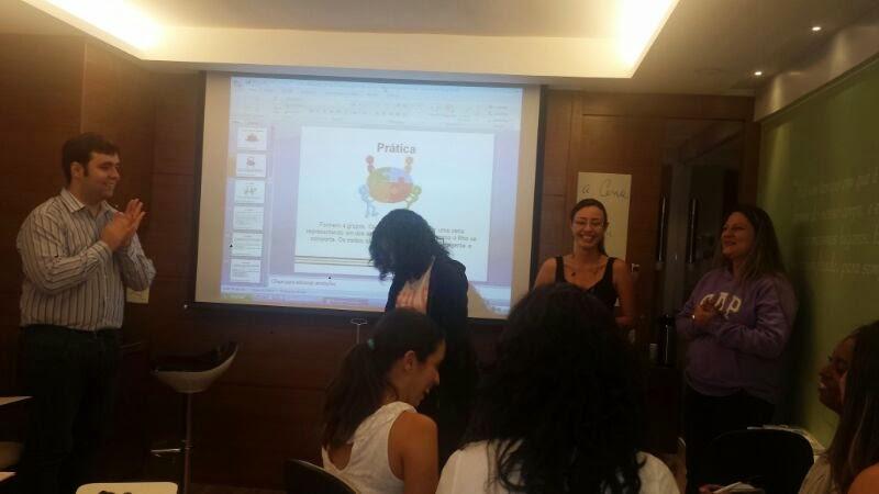 Workshop em Brasília - Métodos de Avaliação e Treinamento das Habilidades Sociais 35