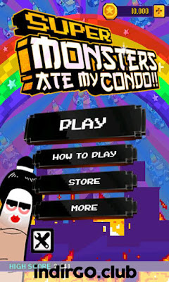 super monsters ate my condo apk