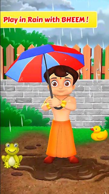 chota bheem bali games