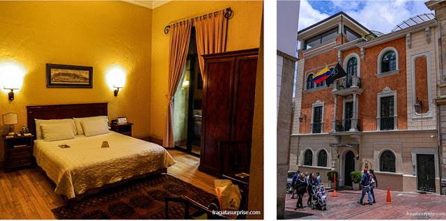 Hotel de La Ópera, La Candelaria, Bogotá, Colômbia