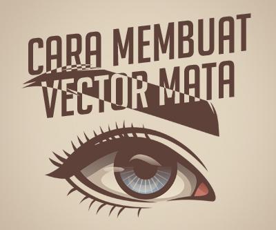 Cara Membuat Vector Mata Tutorial Vector Wajah 1 Rizqi Alam