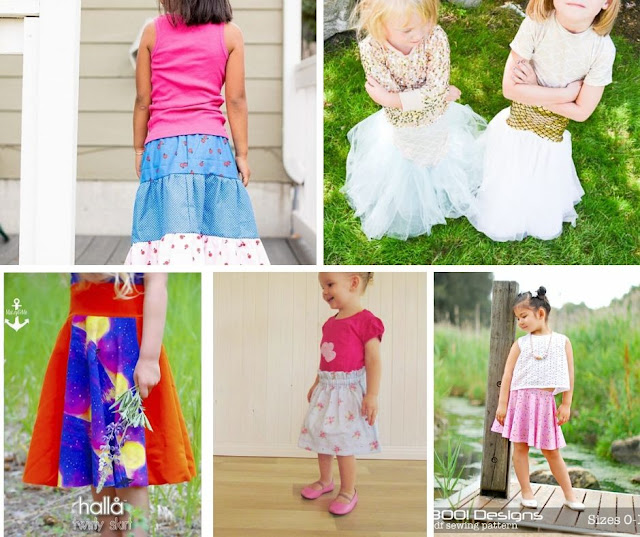 skirt patterns free