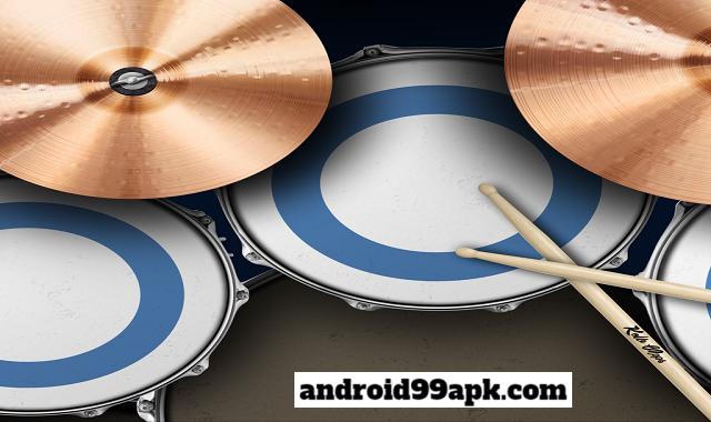 تطبيق Real Drum v9.8.3 كامل بحجم 56 ميجابايت للأندرويد