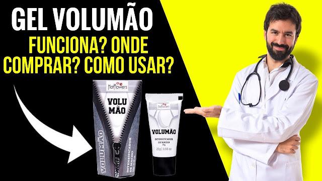 SUPER GEL VOLUMÃO BULA – Fórmula, Composição → 【SEGREDOS REVELADOS】
