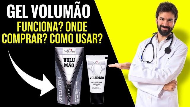 SUPER GEL VOLUMÃO