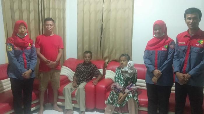 Berkat Edukasi Home Care, Warga Sinjai Ini Akhirnya Dirujuk ke Makassar