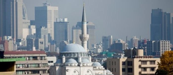 Menjamur, Mesjid dan Masa Depan Islam di Negara Sakura [Jepang]!