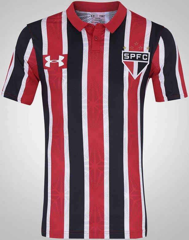 af0cd154a9 Under Armour lança nova camisa reserva do São Paulo - Show de Camisas