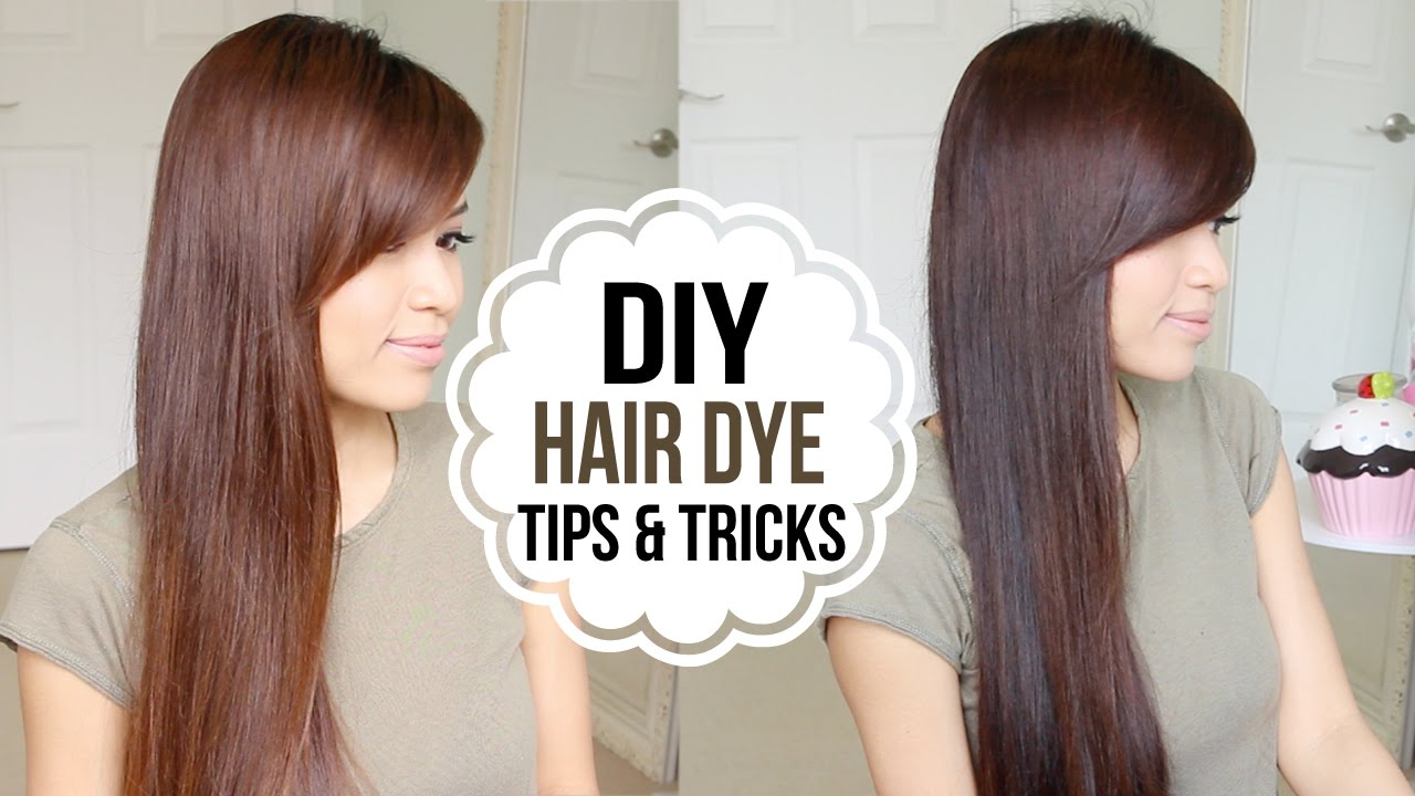 UNice DIY HAIR DYE TIPS Amp TRICKS