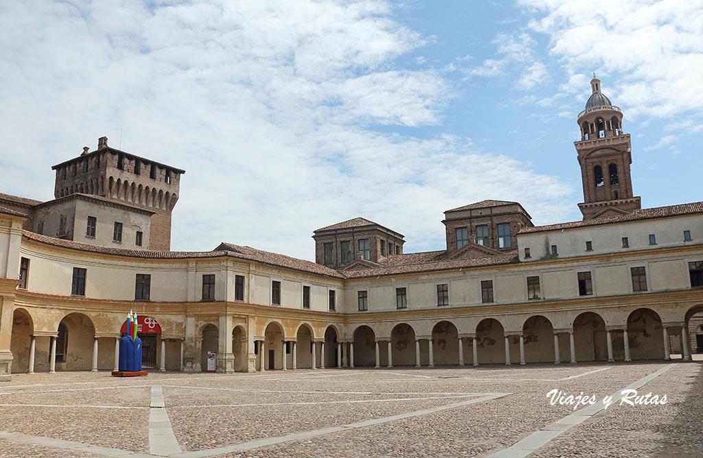 Palacio Ducal de Mantua
