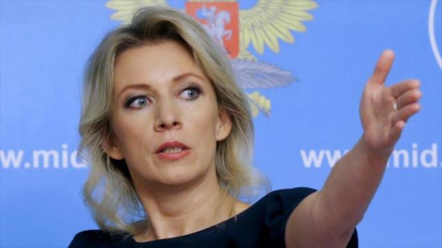 Moscú denuncia campaña de desinformación de OTAN contra Rusia-China