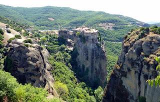Grecia, Meteora.