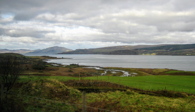 Of Trains, Ferries and Busses: Oban &