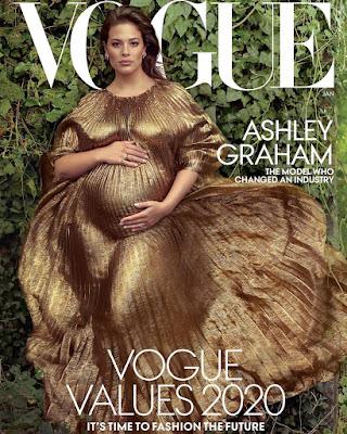 Ashley Graham baby bump photos latest news