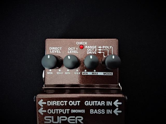 ギターエフェクター BOSS OC-3