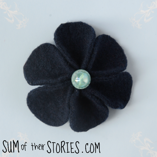 10 easy ways to make flowers from felt