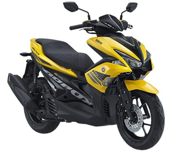 Yamaha Aerox 155 VVA Standar
