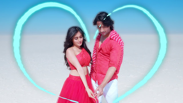 Romance time : Abeer and Mishti's open romance in Kunal-Kuhu Sangeet in Yeh Rishtey Hai Pyaar Ke