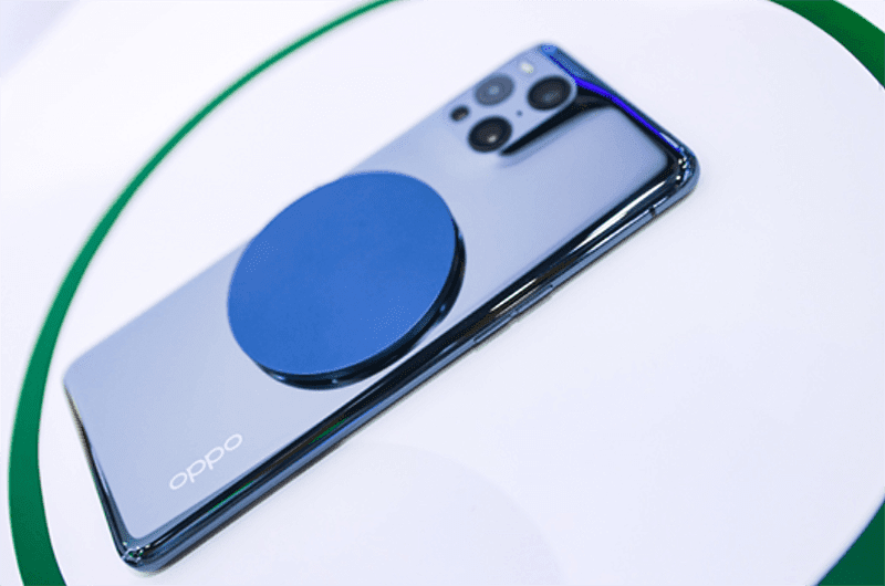 OPPO announces MagVOOC magnetic flash charging technology with 20W wireless charging