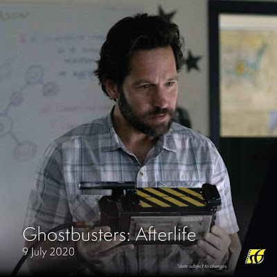 Filem Keluar Panggung Wayang 2020 | Ghostbusters: Afterlife (2020)