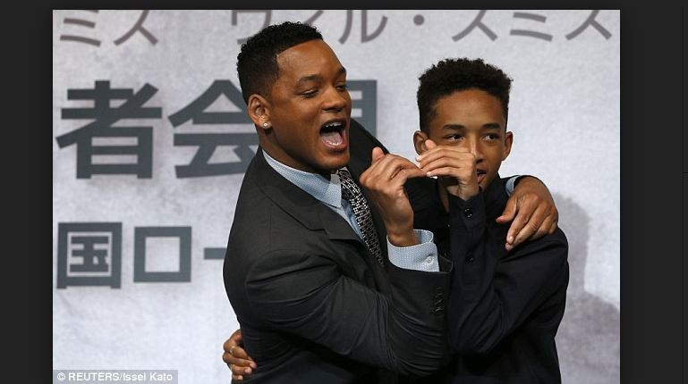 Will Smith y Su hijo