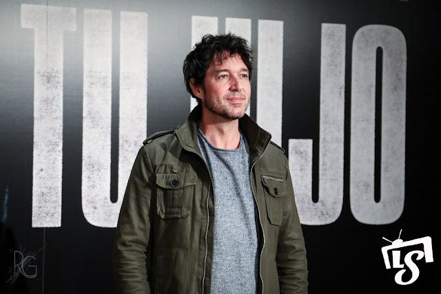 Miguel Ángel Vivas director de 'Tu Hijo'