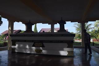 Ziarah ke Makam Sultan Iskandar Muda