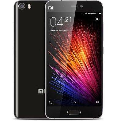 Xiaomi Mi 5 Smartphone android