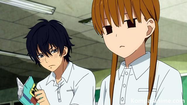 Anime romance comedy terbaik mirip ao haru ride