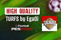 High Quality Turf Mod V1 - PES 2020
