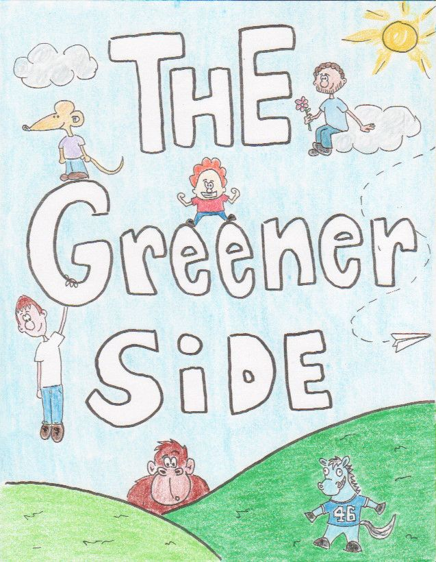 The Greener Side - Comics by Kyle Green: Funny Skeleton