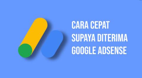 Tips Cepat Diterima Google Adsesne Terbuki Berhasil