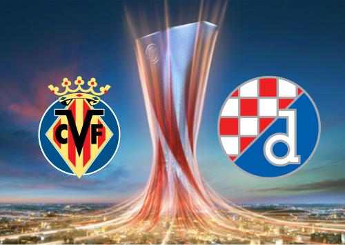 Villarreal vs Dinamo Zagreb -Highlights 15 April 2021