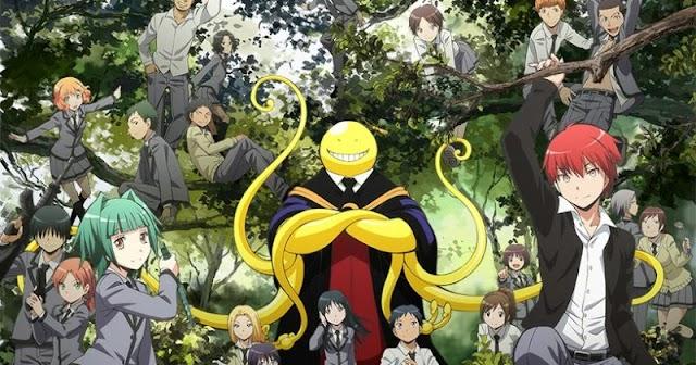 Ansatsu Kyoushitsu Season 2 Batch Subtitle Indonesia