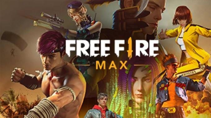 لعبة Free Fire MAX متاحة على جوجل بلاي