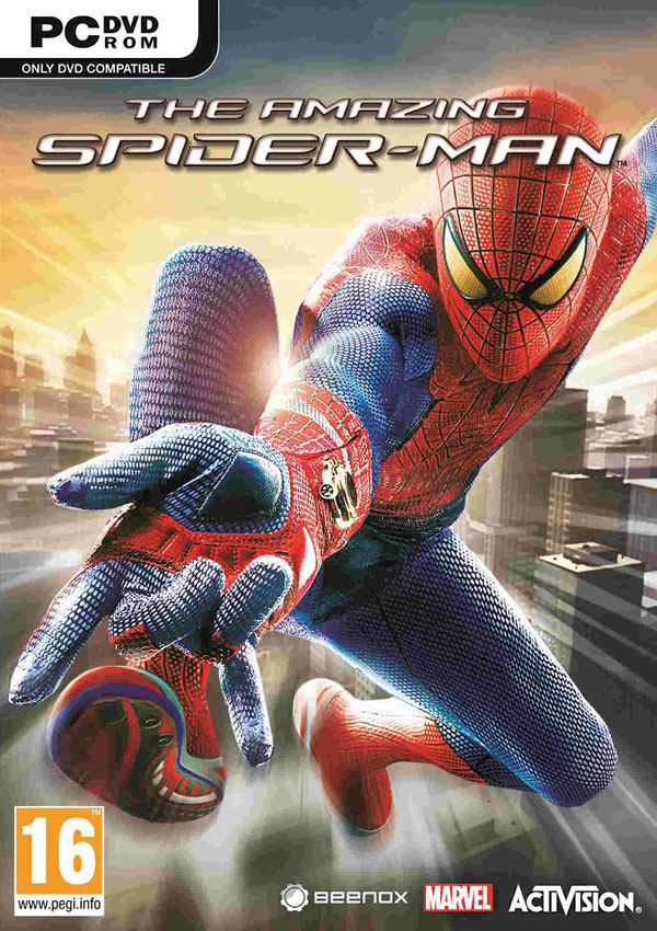 The Amazing Spiderman Download Cover Free Game