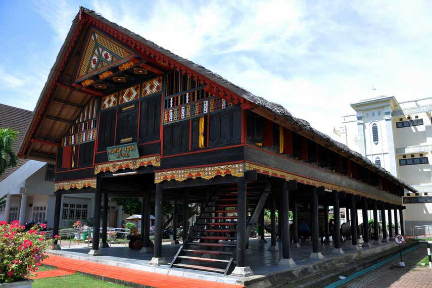 Museum Negeri Aceh Di Banda Aceh