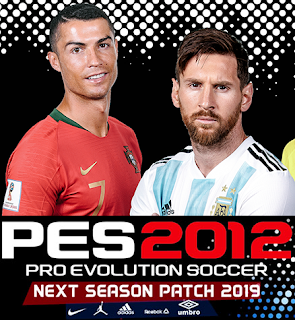 PES 2012 PES Next Season Patch 2019 Season 2018/2019